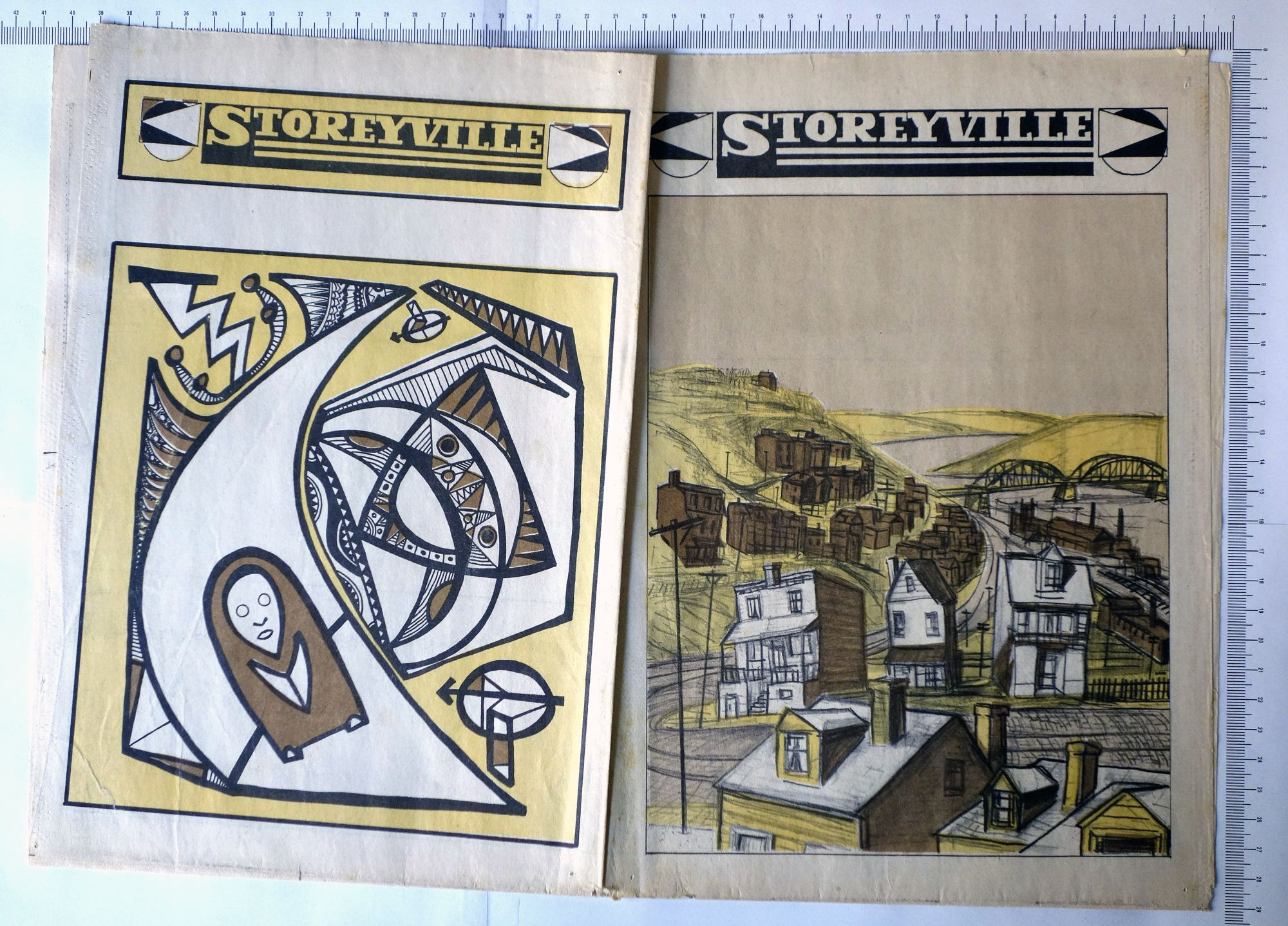Fanzine Storeyville
