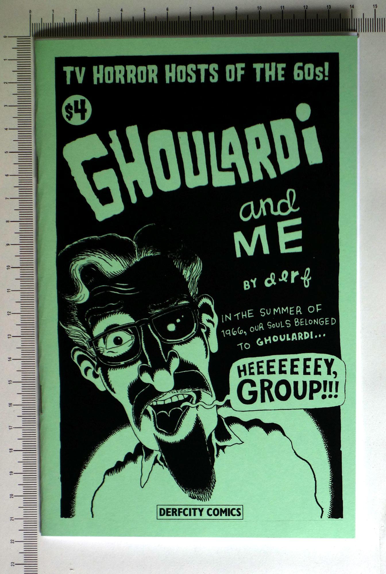 Ghoulardi and me, fanzine