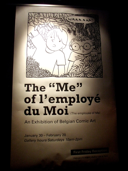 the Me of l'employé du Moi #2 - 2