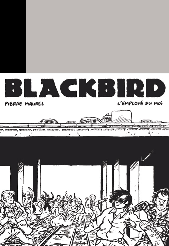 Couverture de Blackbird