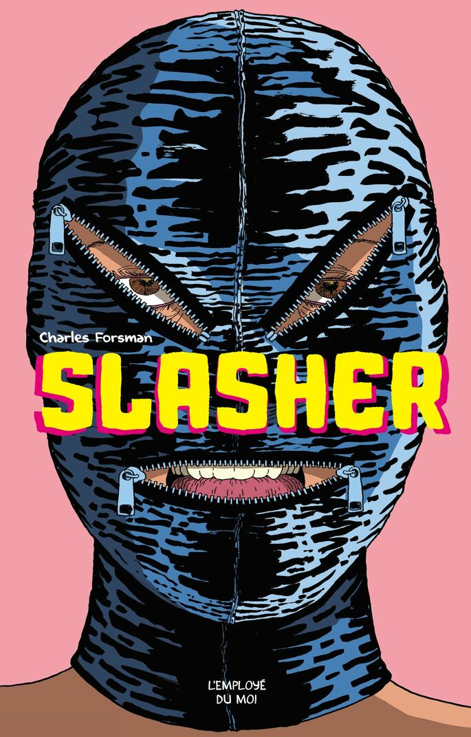 Couverture de Slasher