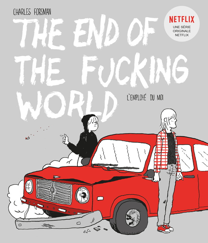 Couverture de The end of the Fucking World