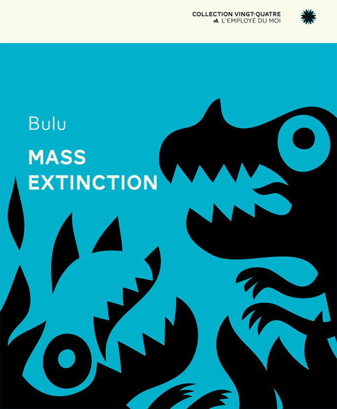 Couverture de Mass extinction