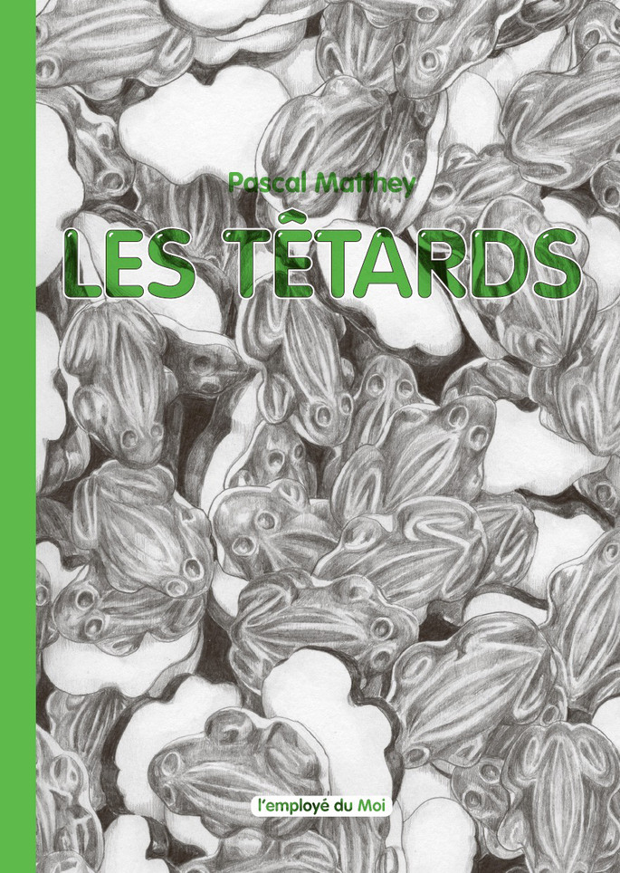 Couverture de Les Têtards